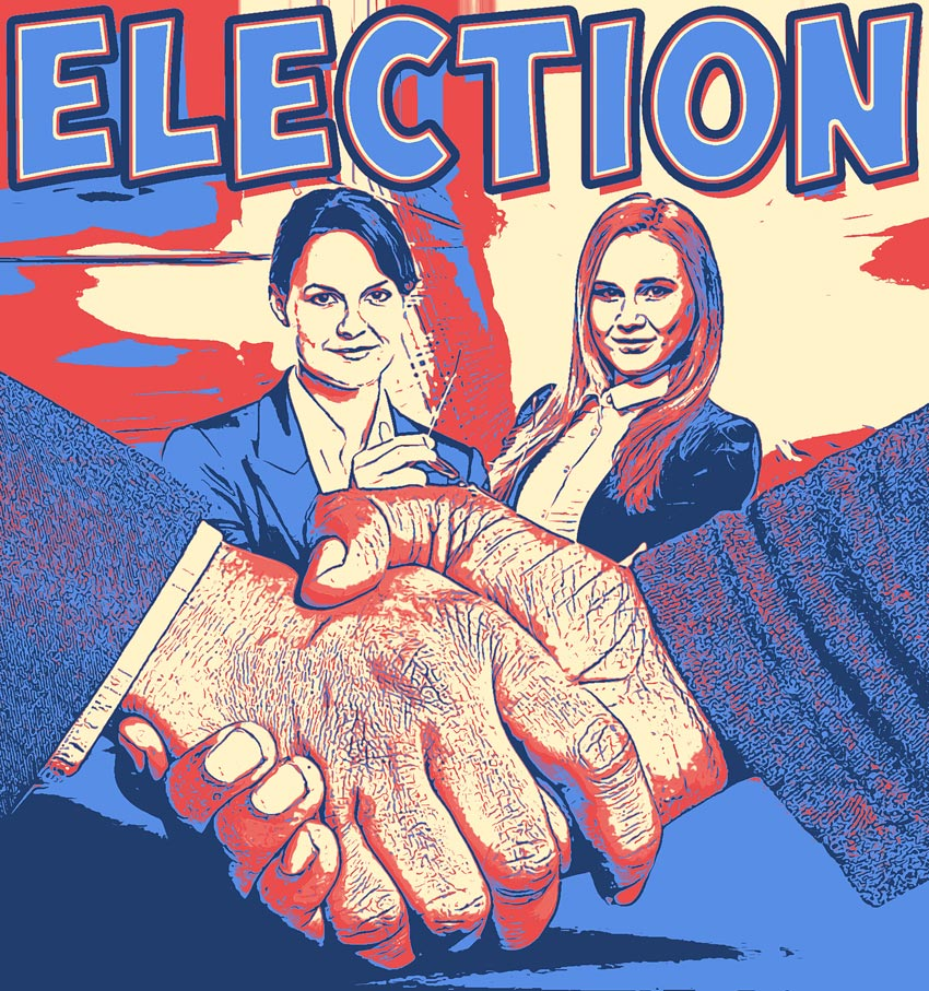 Obama Hope Poster Photoshop Action Free