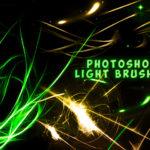 Light Photoshop Brushes Free