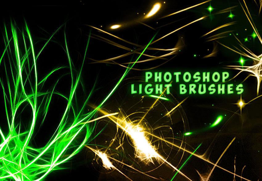 Christmas Lights Photoshop Free ✓ The Decor of Christmas