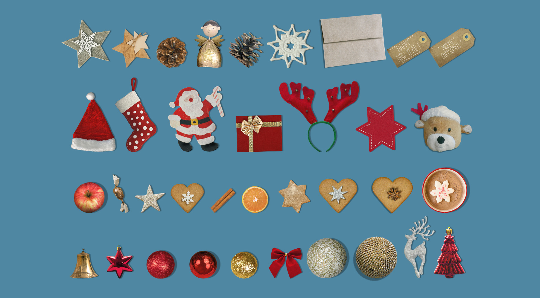 Christmas Mockup PSD Free Download