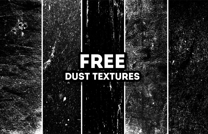 Free Dust and Scratches Textures