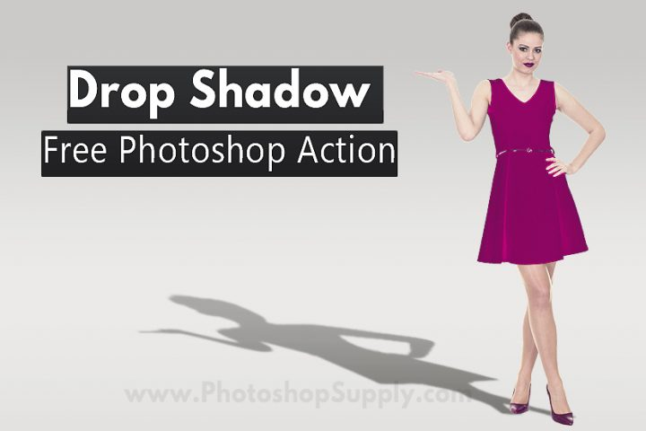 Photoshop Shadow Effect