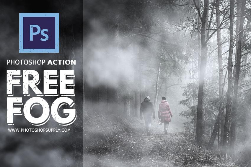 Fog and Mist Photoshop