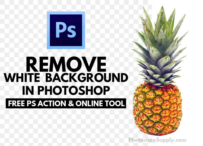 Free Remove White Background Photoshop Photoshop Supply