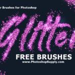 Glitter Brushes Photoshop