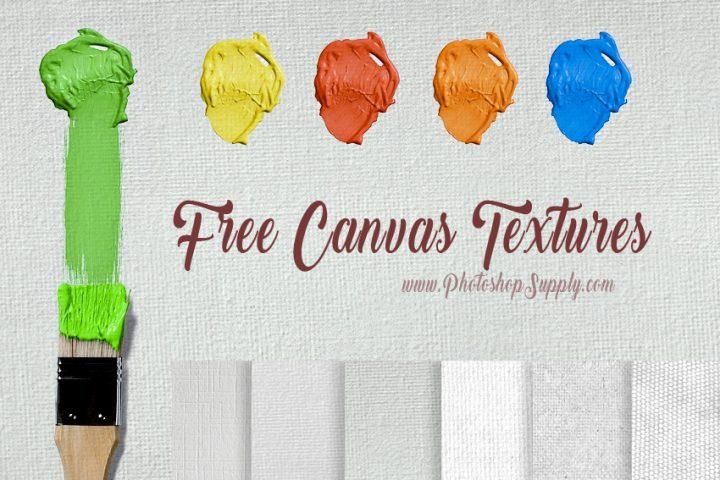 Canvas Textures