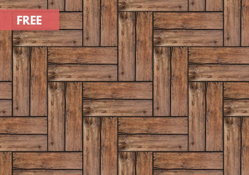 Free Wood Floor Texture Photoshop Supply