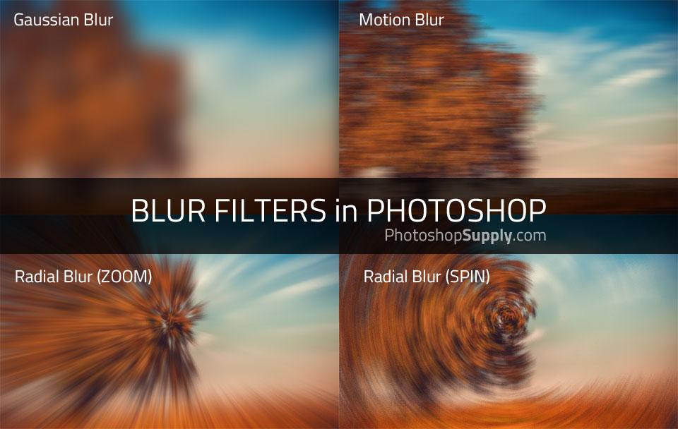 Blur Photoshop